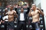 Issa vs. Kim for the ONE FC Bantamweight belt