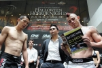 Shinya Aoki vs. Arnaud Lepont
