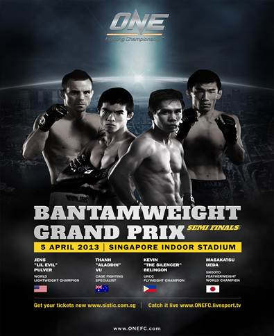 one fc bw grand prix