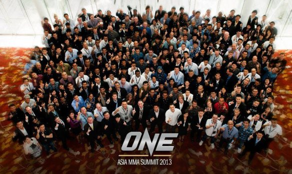 one asia mma summit