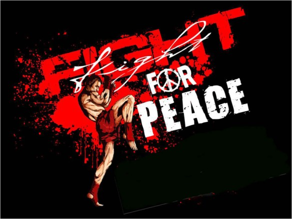 fight for peace 2